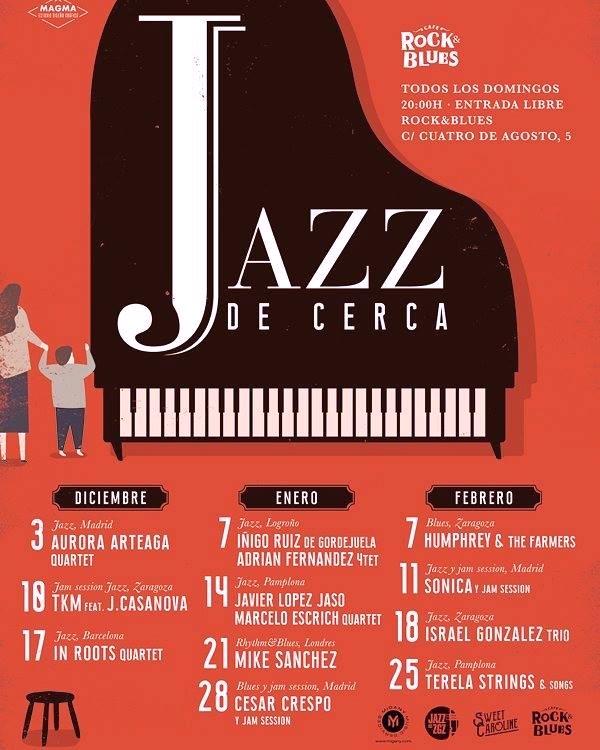 Jazz de Cerca Zaragoza