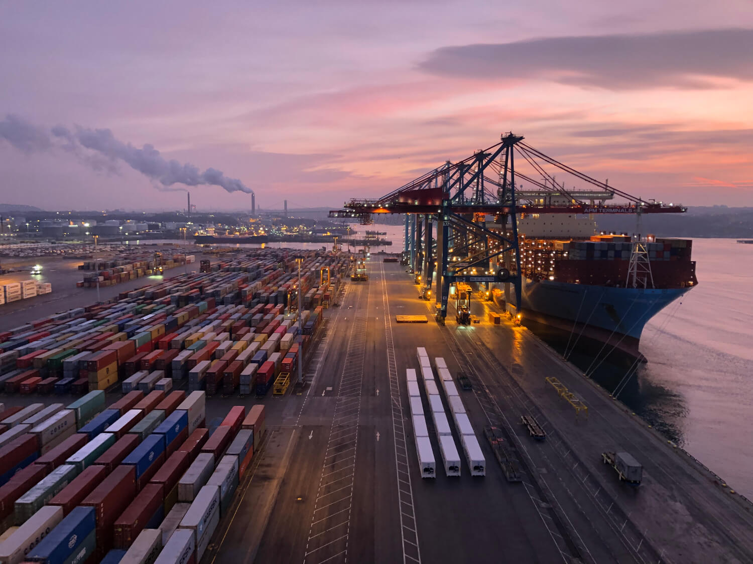 APM Terminals: Game changing customer focus in Gothenburg