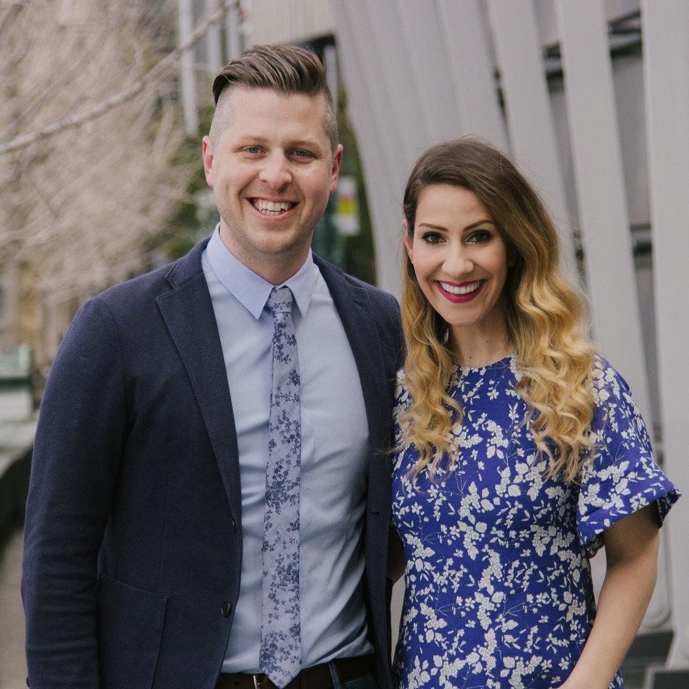 Matt and Jessica Whelchel