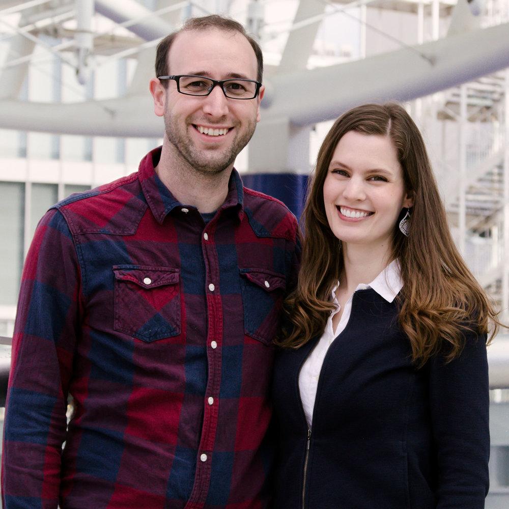 Jared and Stephanie Henke