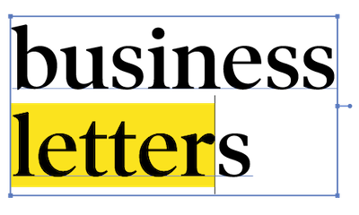 Why iOS Fonts Matter — Business Letters LLC