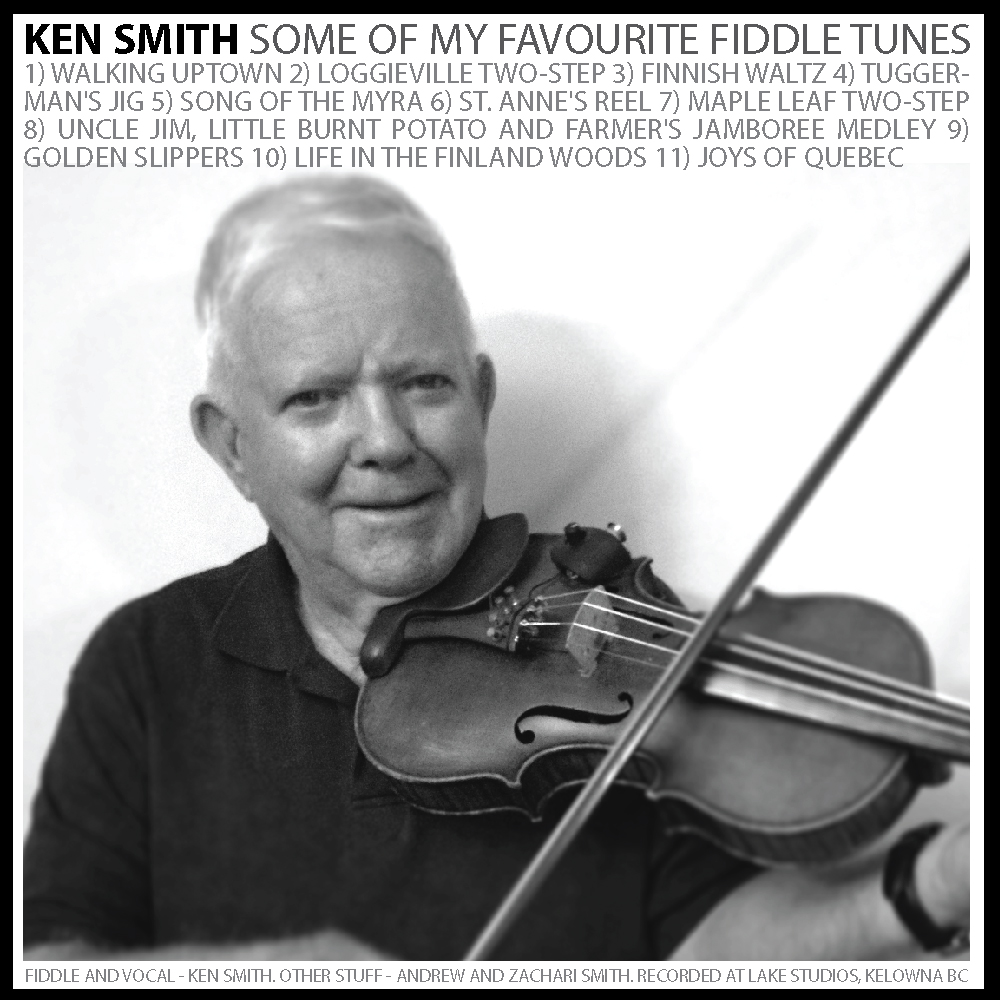 Ken Smith - Some of My Favourite Fiddle Tunes (2014)