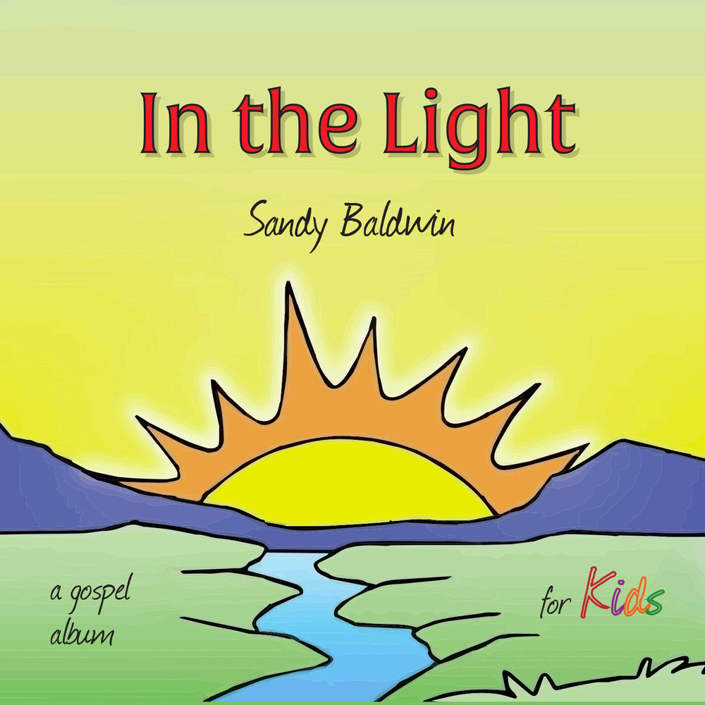 Sandy Baldwin - In The Light (2014)