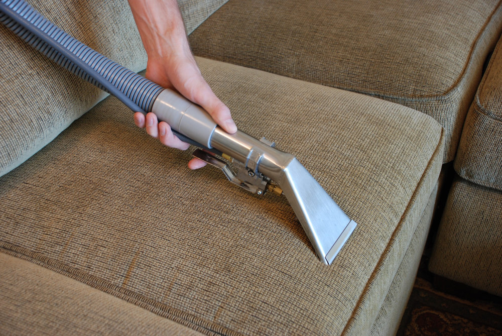 upholstery cleaning - We are trained, experienced and certified in cleaning virtually all types of fabrics. Even the most heavily soiled fabric can gain new life with professional cleaning. We use state-of-the-art upholstery tools to get the best results possible. We also clean boats and RV interiors.