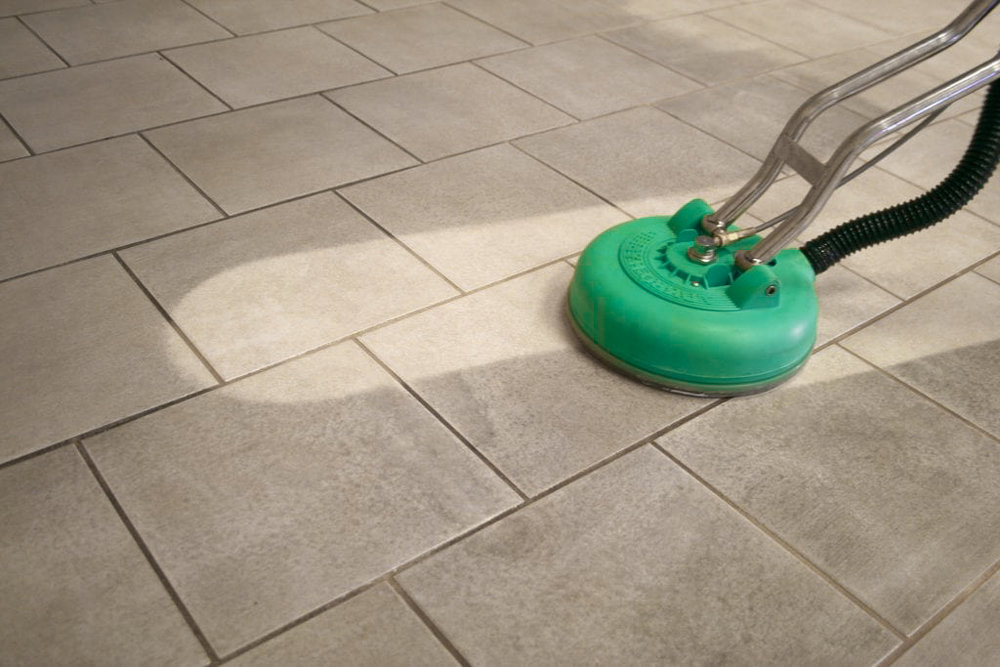 tile & grout cleaning - We use state-of-the-art equipment in our process to get your tile and grout looking like new. We use the very best in tile cleaning products. We hand-scrub grout lines and use our high-powered extraction tool on the tile to clean all the dirt and grime.