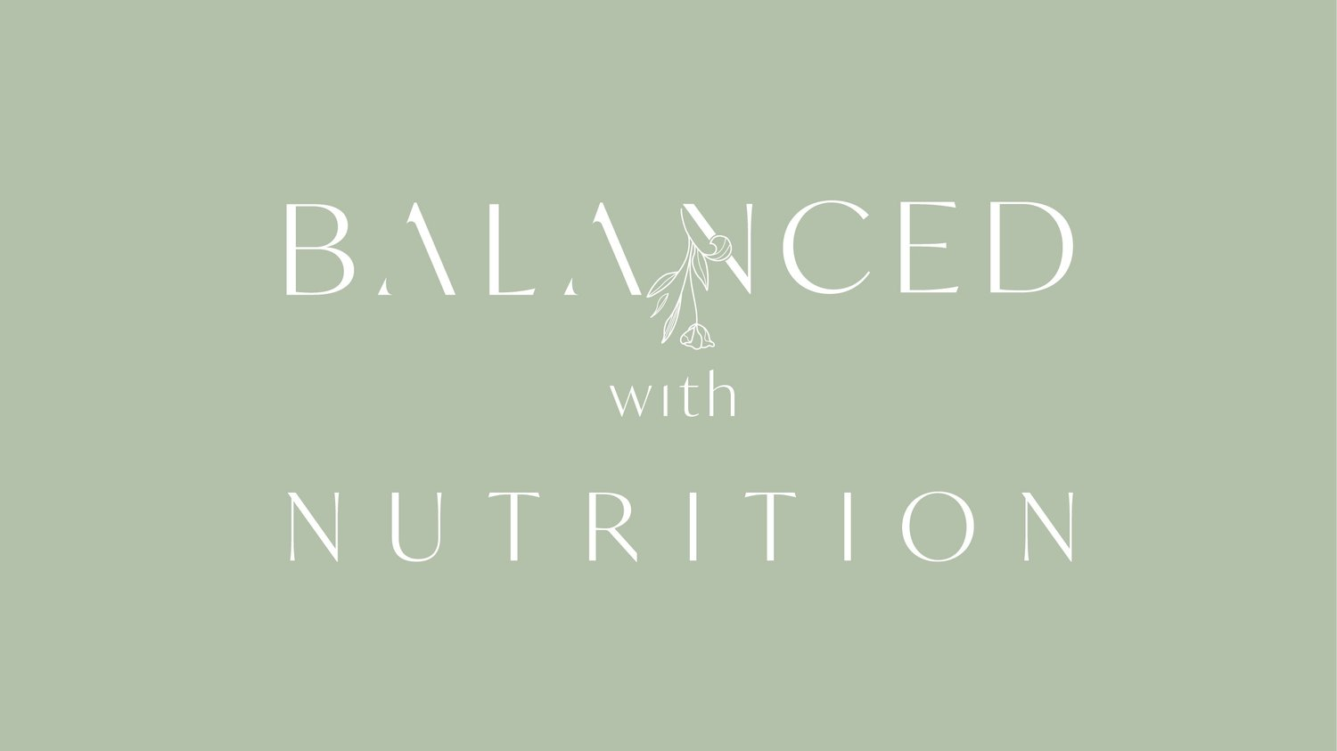 Balanced with Nutrition