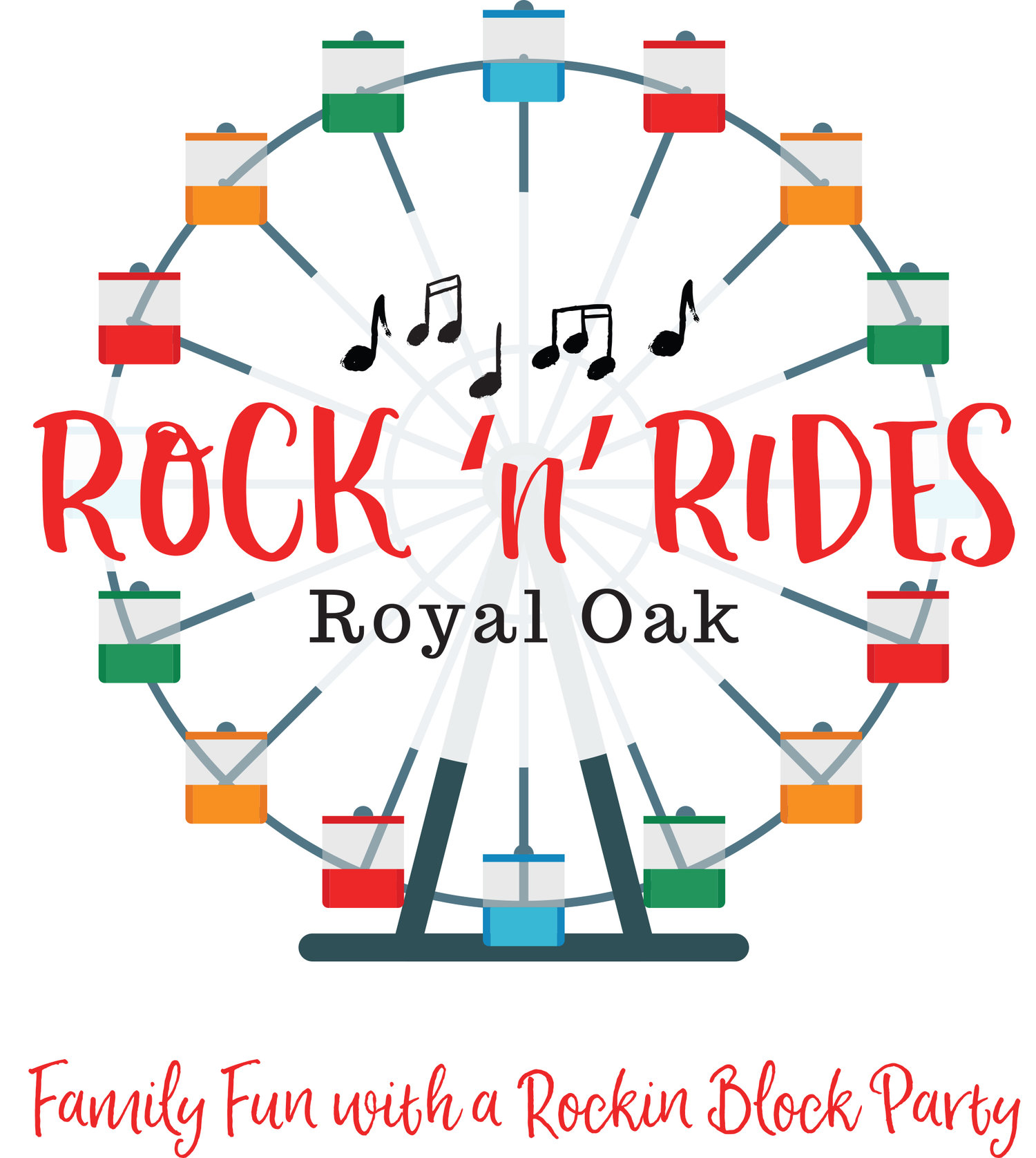 Rock 'n' Rides Royal Oak