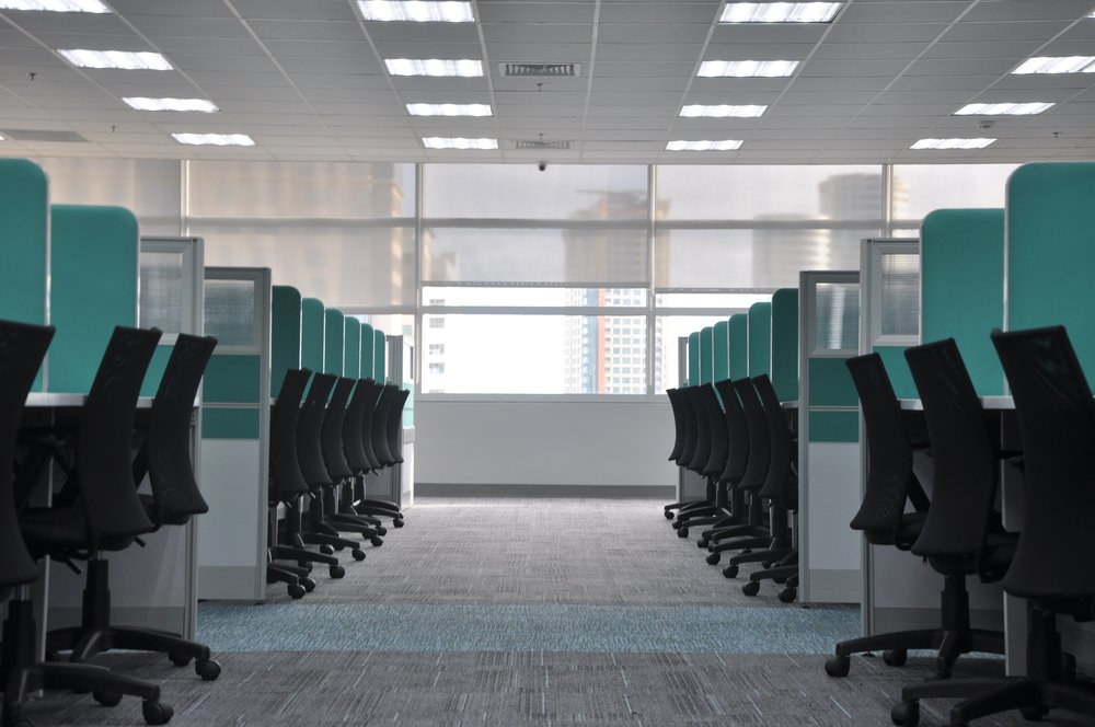 Commercial Cleaning -