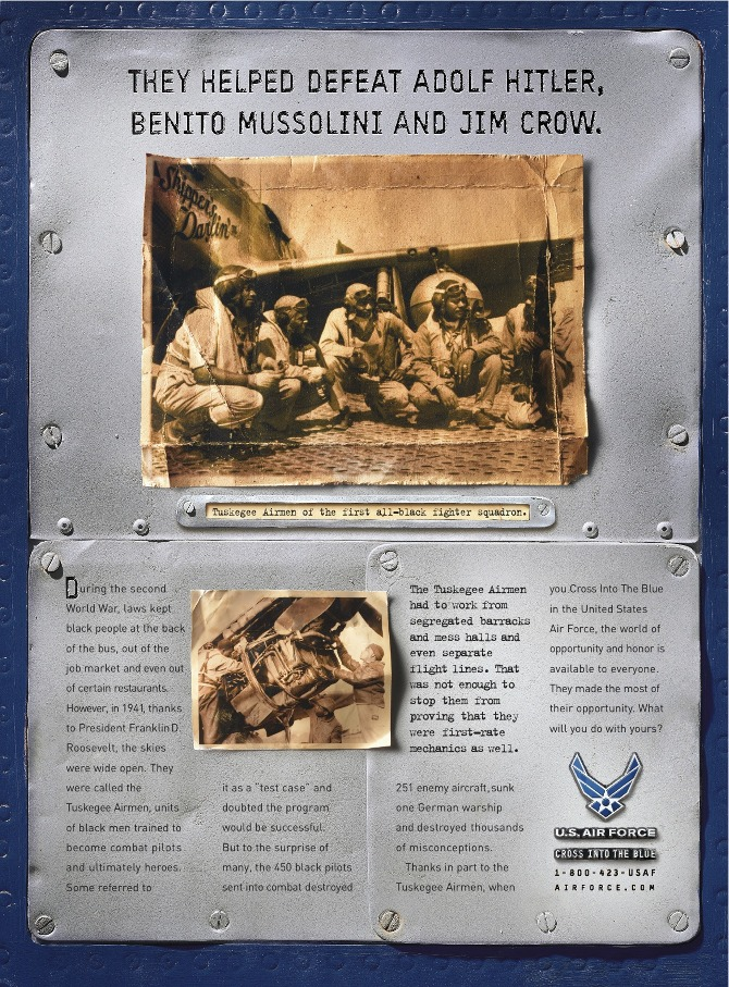 United States Air Force - Tuskegee Airmen