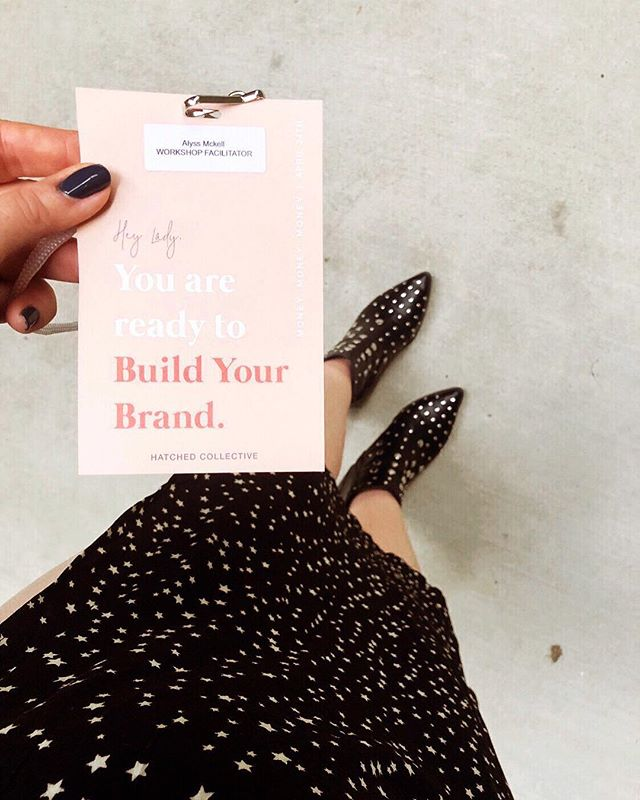 WE'RE HERE. We're ready. We're doing the damn thing. Speaking at the Build Your Brand conference is an opportunity that came about by putting our dream out in the open. The chance wouldn't have come had we not respected and honored the space we take up in this entrepreneurial world. Be vocal about your passions. Show up for that girl who worked so hard to be where you're at. Keep on putting it out there. Things may happen slower, quicker, or in different ways than you had expected, but trust... you WILL end up where you were meant to be. ____ #twofold #wearetwofold #bosslady #entrepreneur #womeninbiz #hustlehard #womenempowerment #creatives #businesscoach #mompreneur #goals #motivation #bossladymindset #entreprenuerlife #creativeentrepreneur #bizcoach #smallbusinessowner #solopreneur #mentorship #boss #leadershipdevelopment #businessstrategy #success #growth #entreprenuermindset #intentionalliving #womensupportingwomen #girlboss #coffeeonleadership #honeyphotographs @honeyphotographs @chaili
