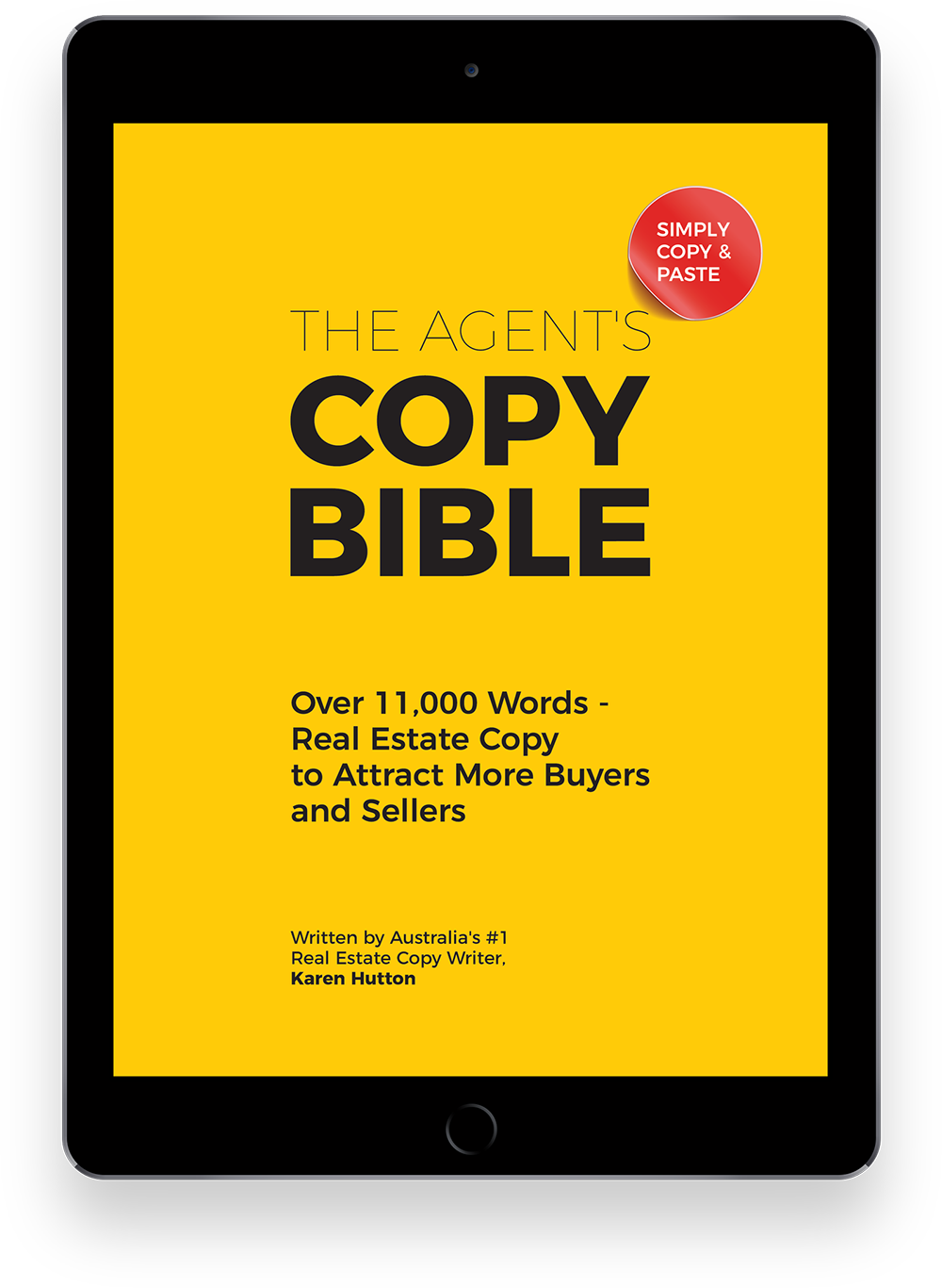 The Agent's Copy Bible