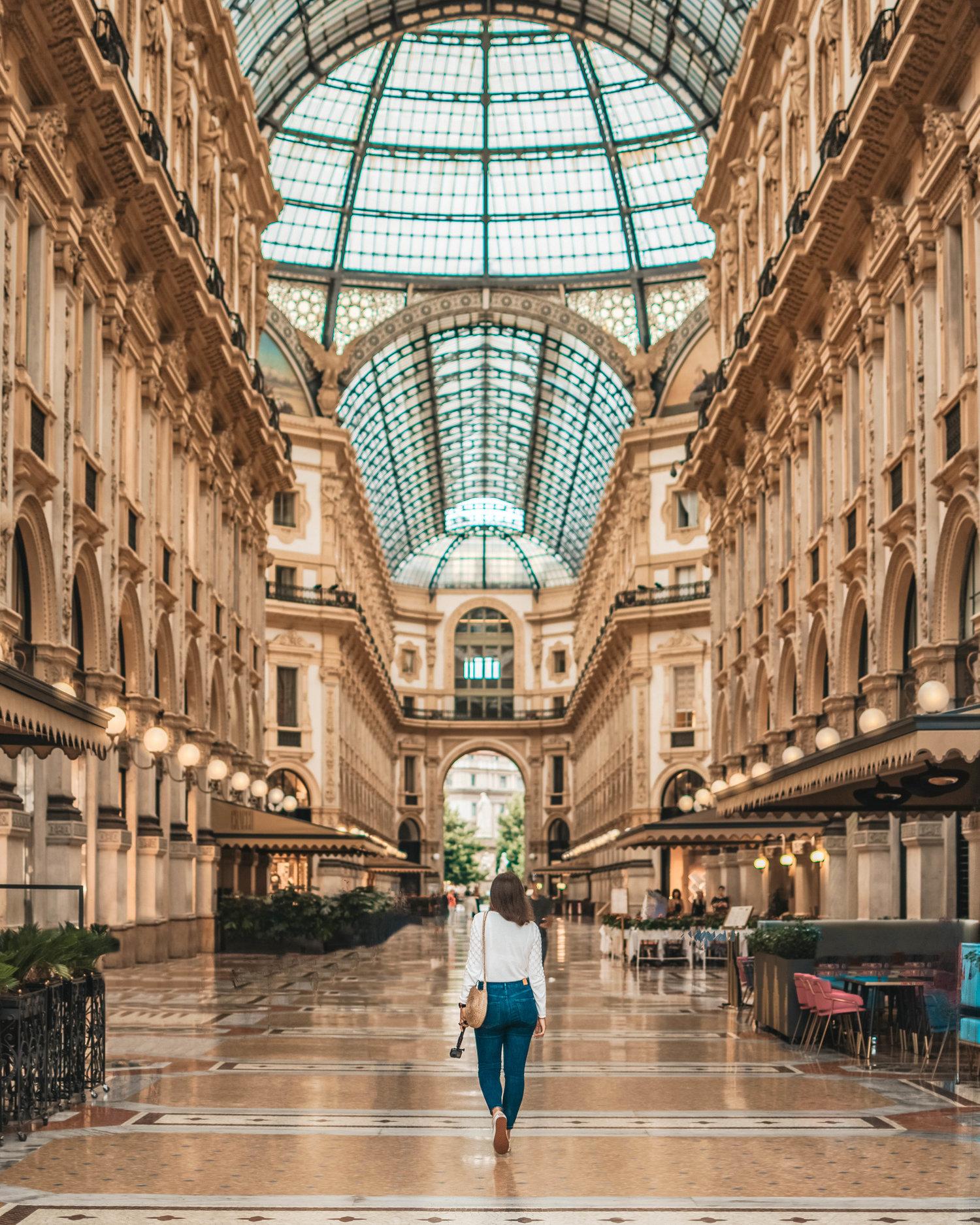 Milan S Duomo And Surroundings Genuinescape