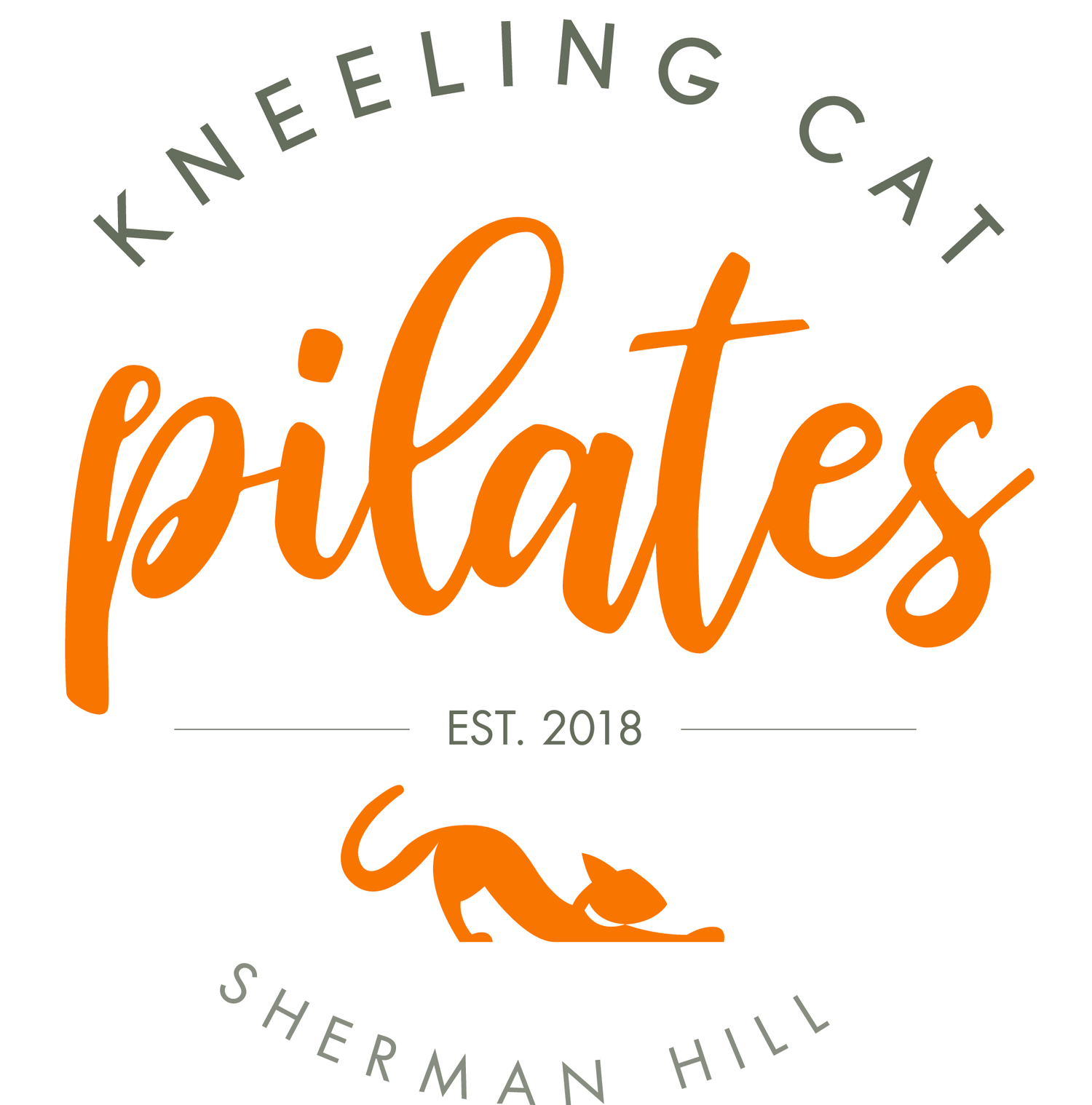 Kneeling Cat Pilates