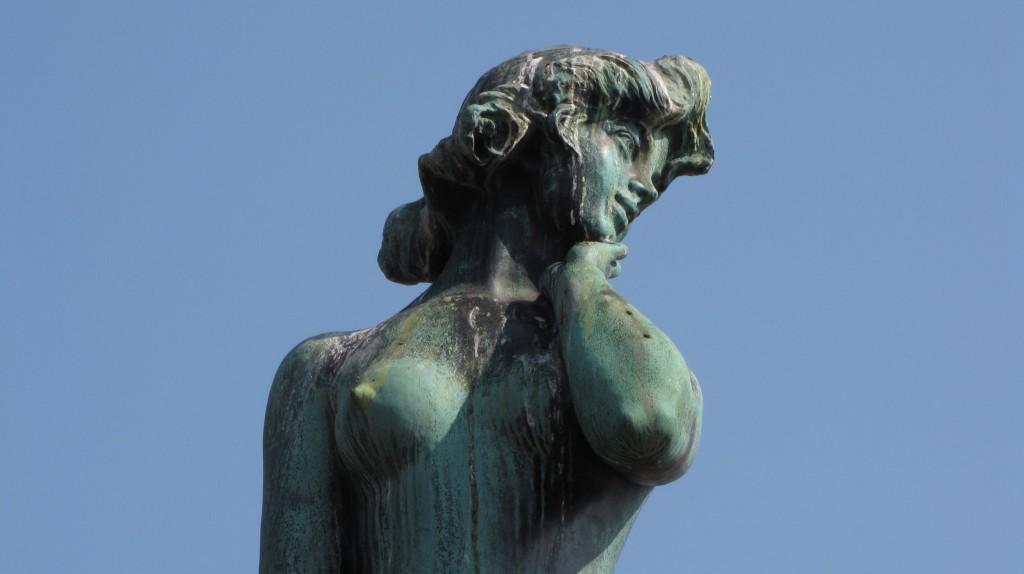 Havis Amanda, or Merenneito (the Mermaid)