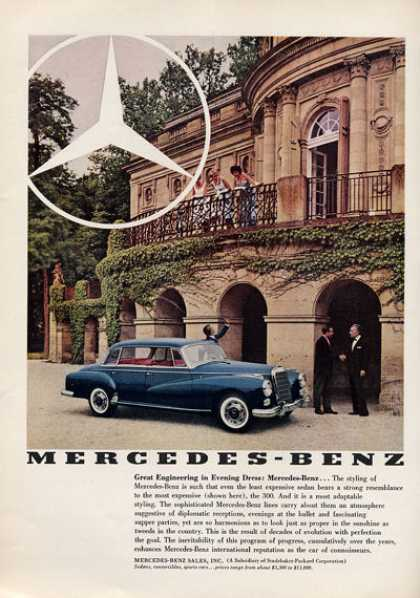 The Mercedes-Benz fairy tale