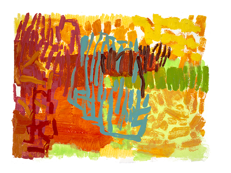 """Park Series, Multi  variable: 30 x 40""""/36 x 48"""" giclee on Arches paper (edition of 50)"""