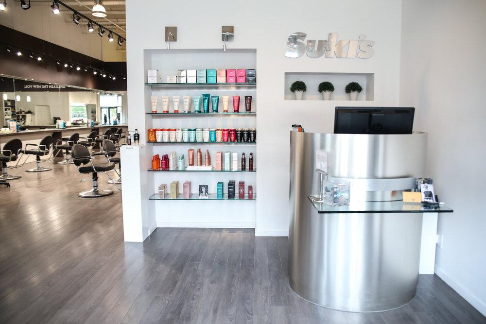 Suki's Salons | Vancouver | Careers | Front Desk Coordinator
