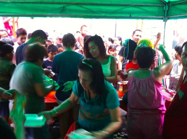 Paco Feeding 2012 - Paco, Manila
