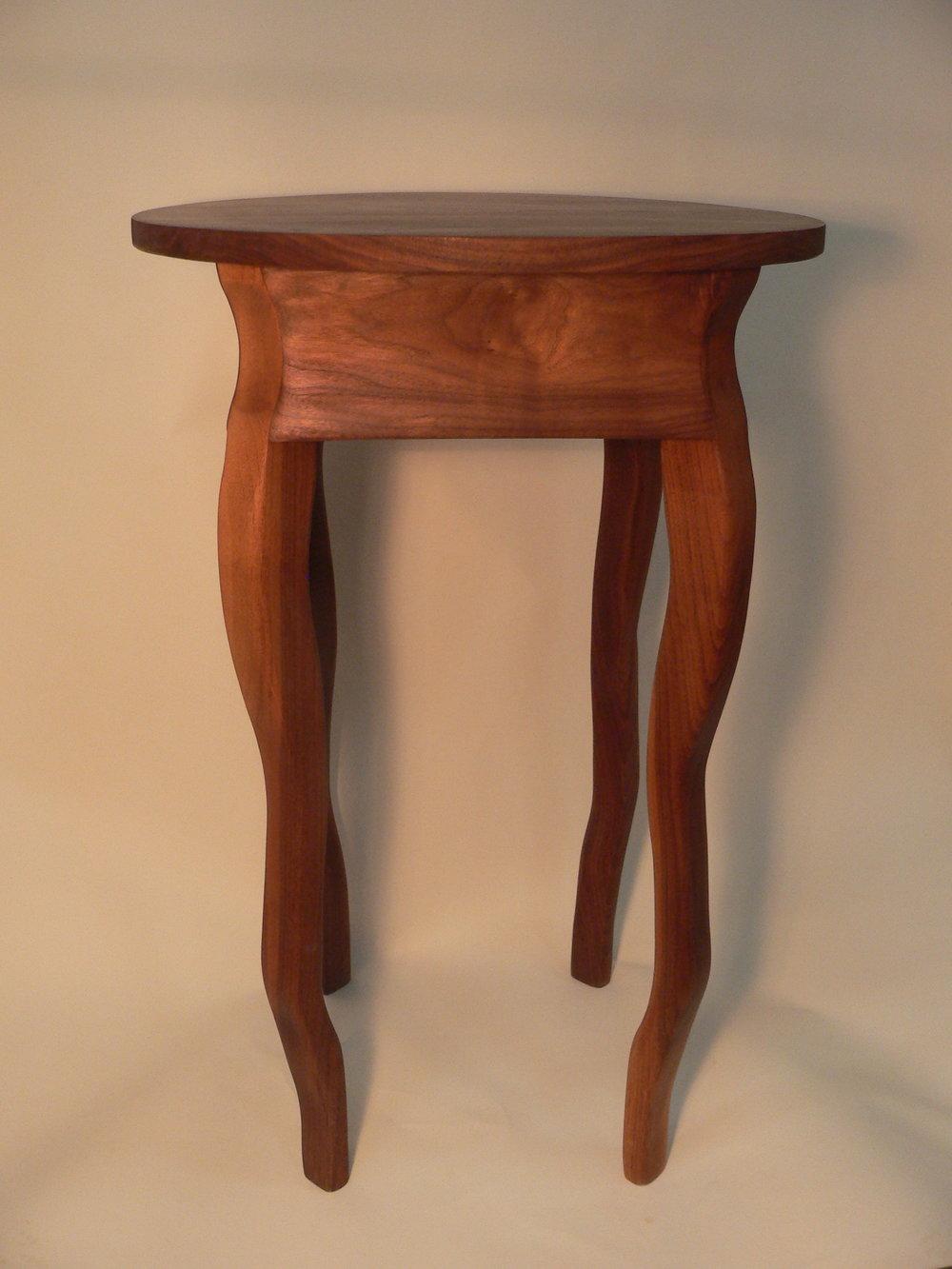 Walnut High Table