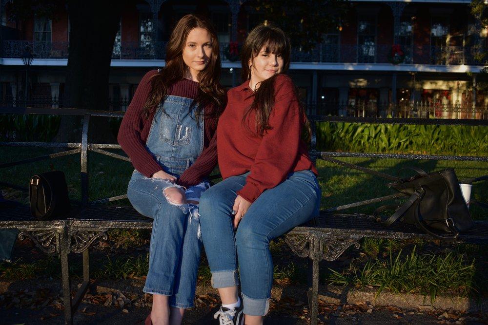 Meet Sarah and Randi -