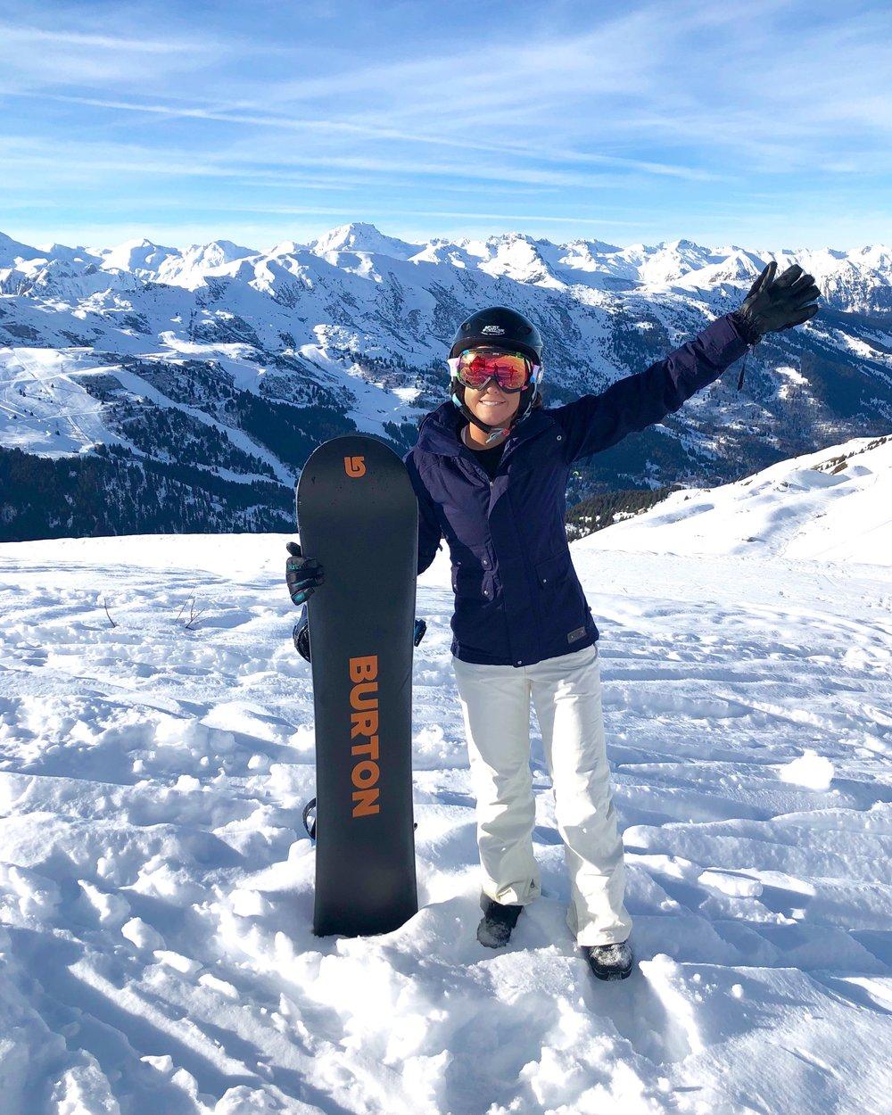 snowboarding-meribel-france