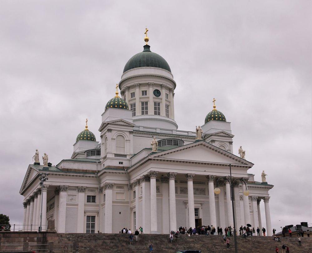 helsinki-cathedral