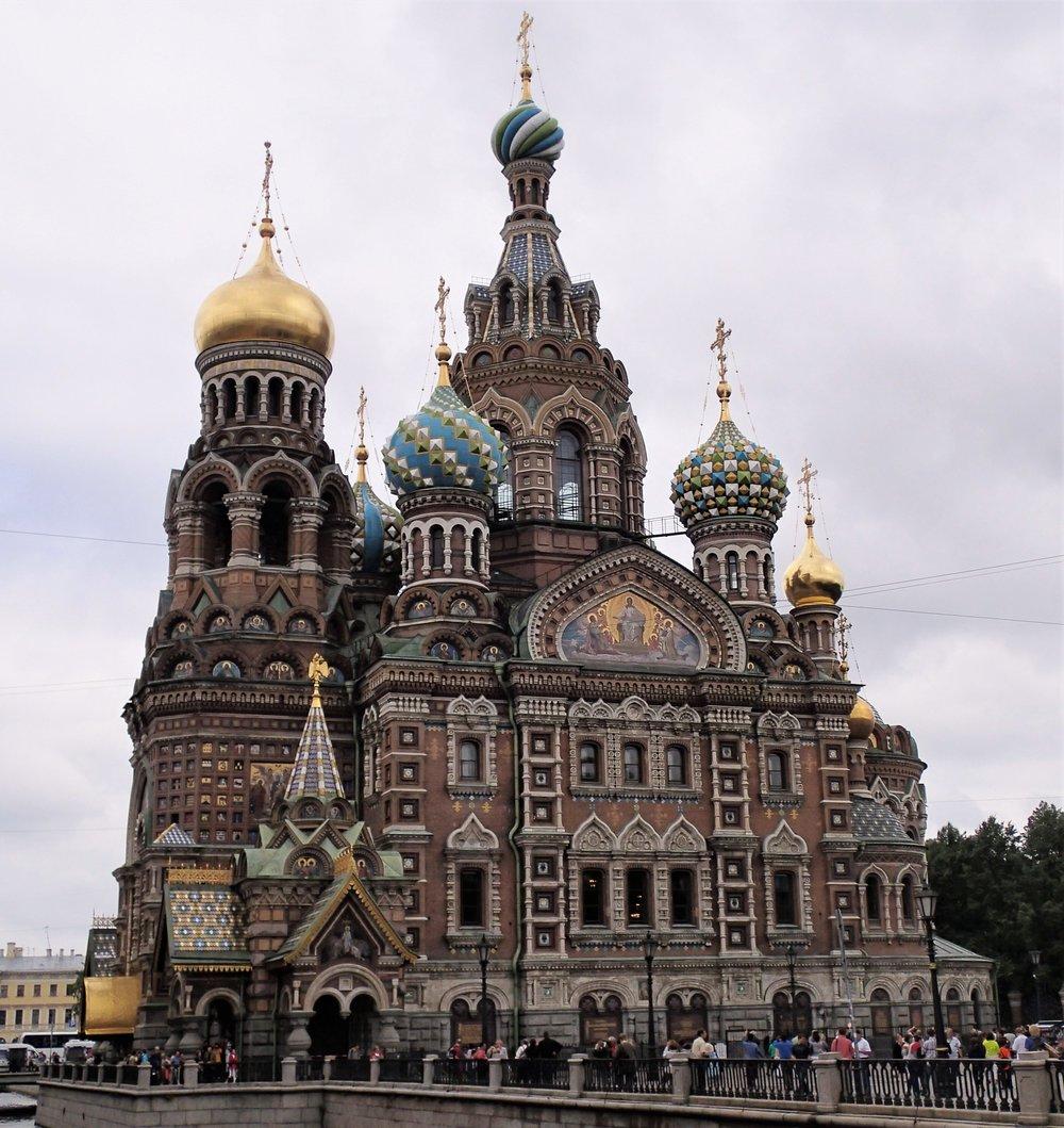 church-russia