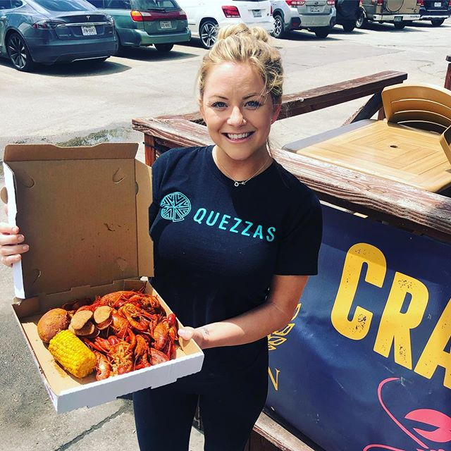 While we specialize in Mexican, we've really nailed this crawfish thing! 🦞🦞🦞 . . . . #eeeeeats #crawfishboil #texas #atx #cocktails #bartonsprings #austin #saloon #foodtruck #yum