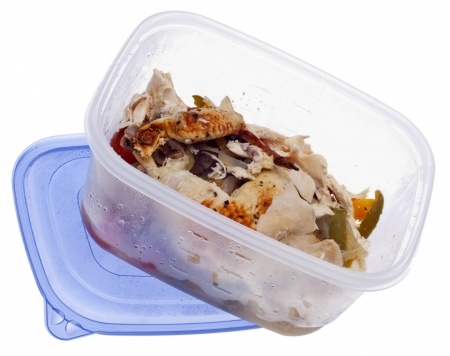 Plastic reclosable food containers are a great way to save on grocery bills.