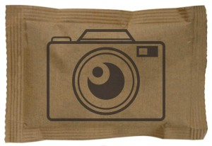 Desiccants prevent for on camera lenses