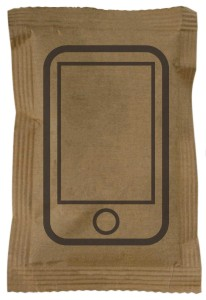 Cell Phone Desiccant
