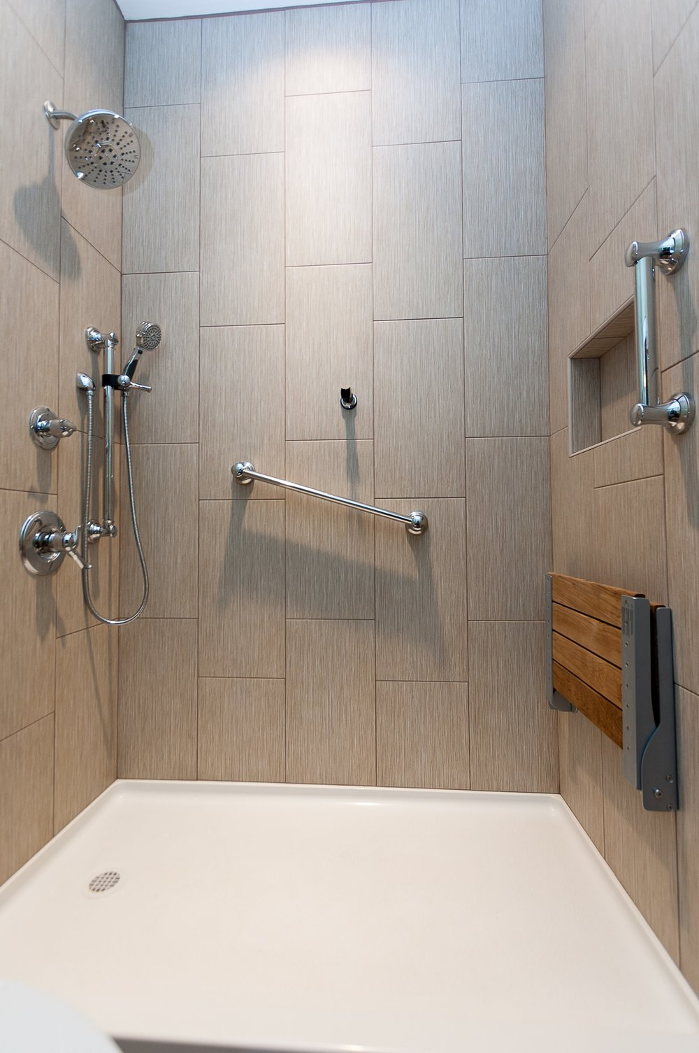 Accessible Shower -