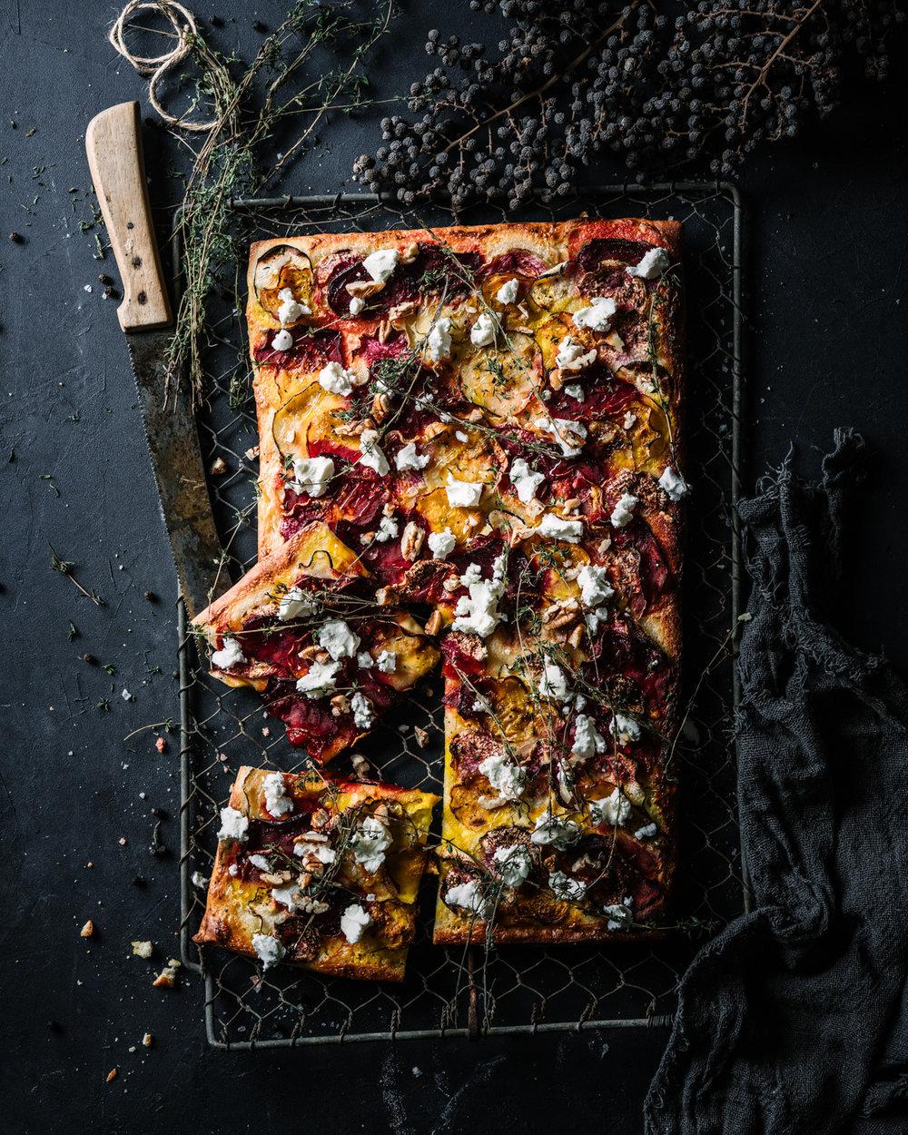Pizza matfoto matfotograf mats dreyer matblogg pesto