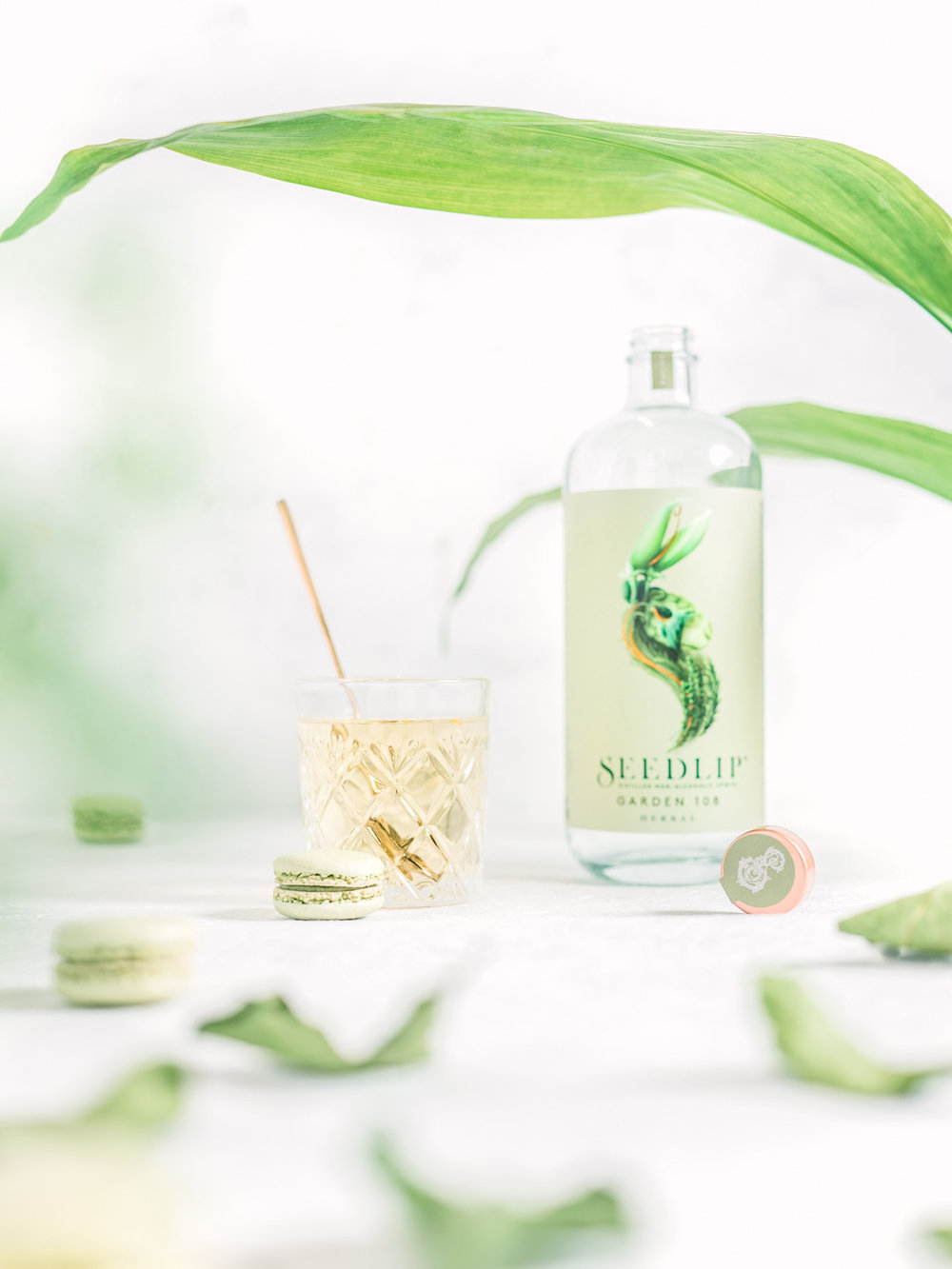 Seedlip non alcoholic spirit product mats dreyer stylist photographer fotograf oslo norge