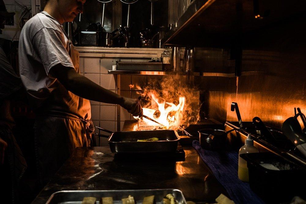 frantzen fotograf mats dreyer oslo restaurant anmeldelse