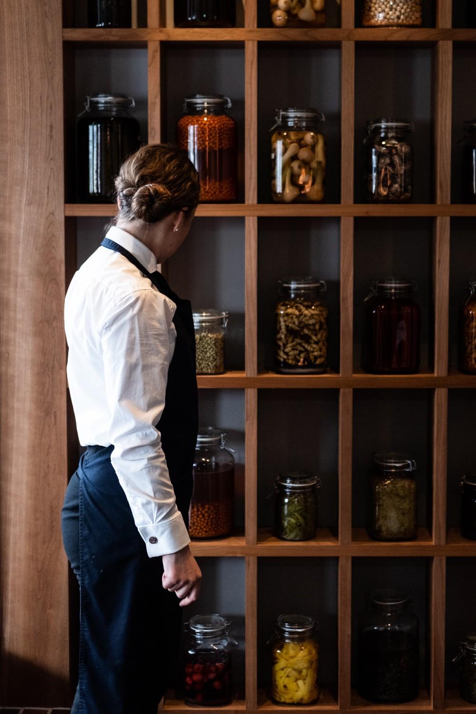 Restaurant frantzen fotograf mats dreyer michelin guide