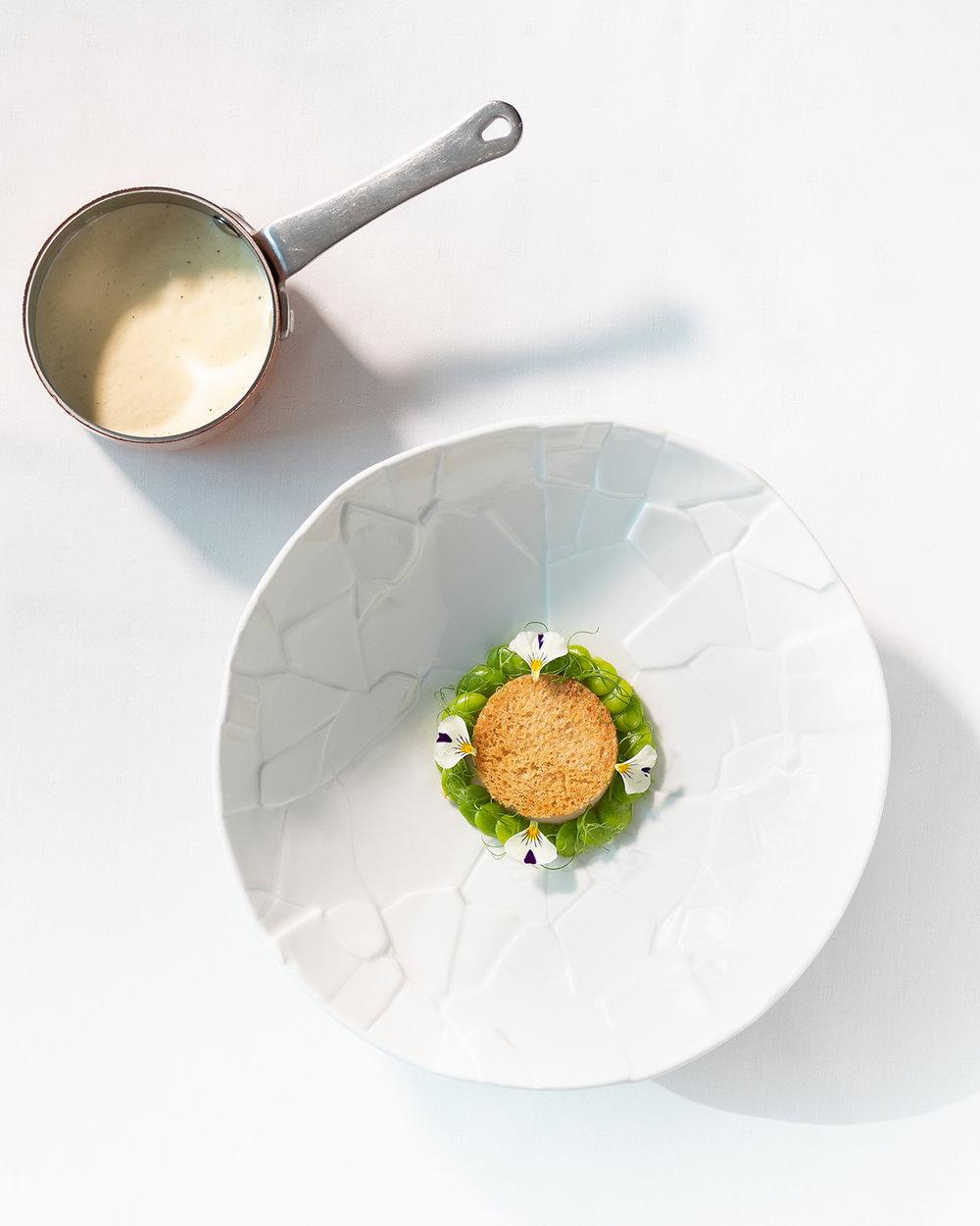 Alaise restaurant oslo michelin guide fotograf Mats Dreyer stylist