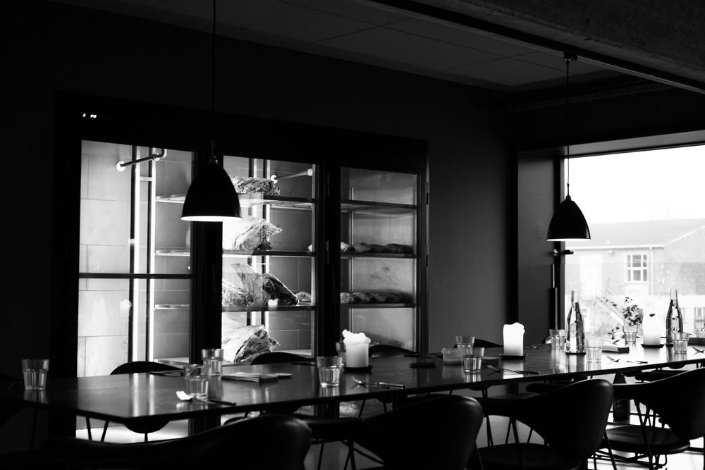 Amass restaurant copenhagen visitdenmark fotograf mats dreyer lokaler interior