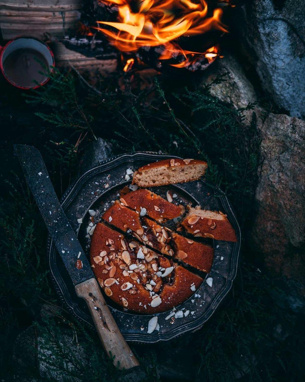 matfoto i skogen mats dreyer fotograf
