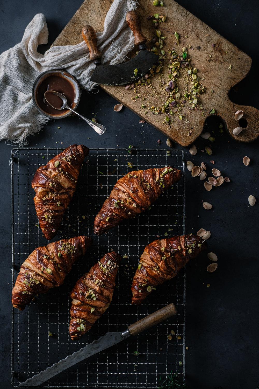 croissant foto mats dreyer pistasj foto