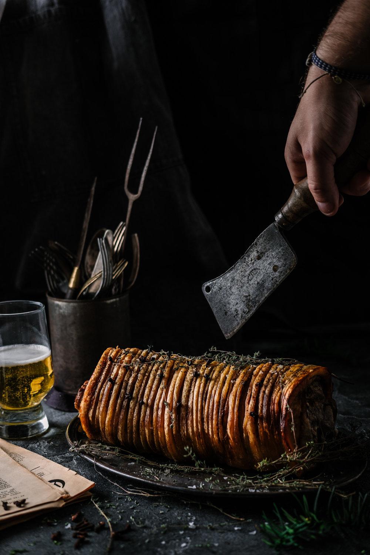 juleribbe oppskrift mats dreyer fotograf i oslo studio leie