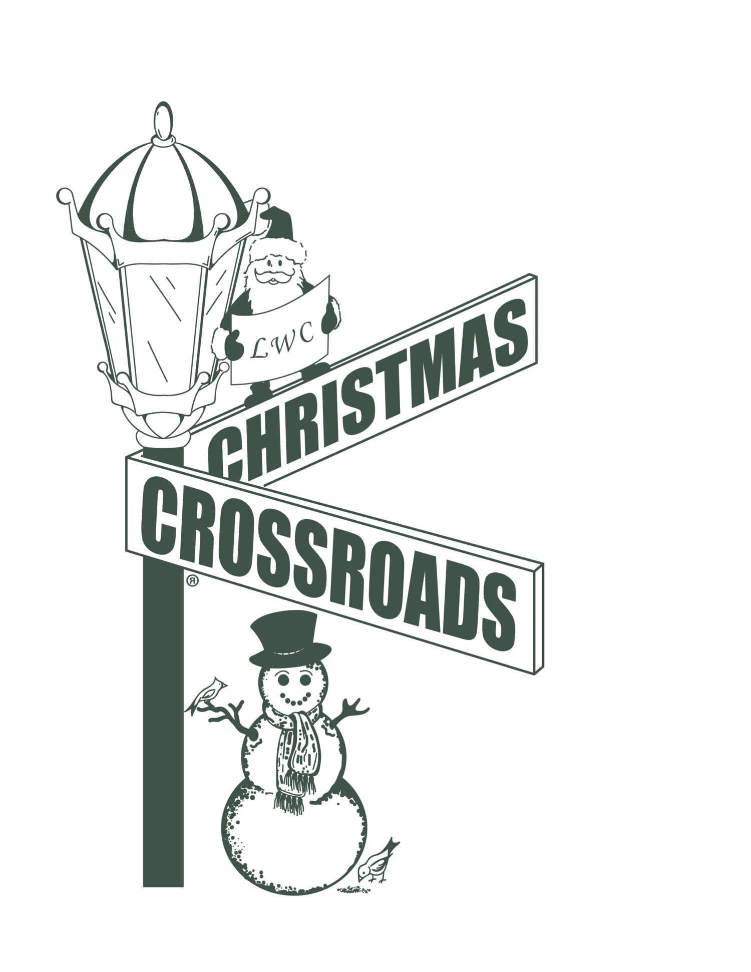 Christmas Crossroads
