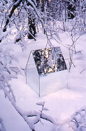 Sitings - House of Mirrors - Siting a house in the landscape is a symbolic act.
