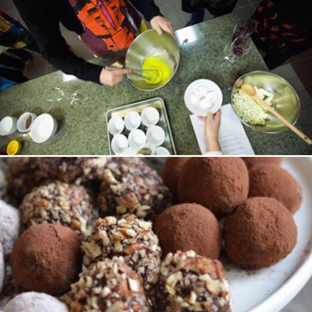 Brunch and Chocolate Class May 18.  A nice gift for Mother's Day.  We'll be making Parmesan Popovers, Quiche, Fruit Preserves, and Chocolate Truffles.  A few spots left.  #cookingclasses #bayareafoodies #sanjosefoodies #onthealameda #sanjoseevents