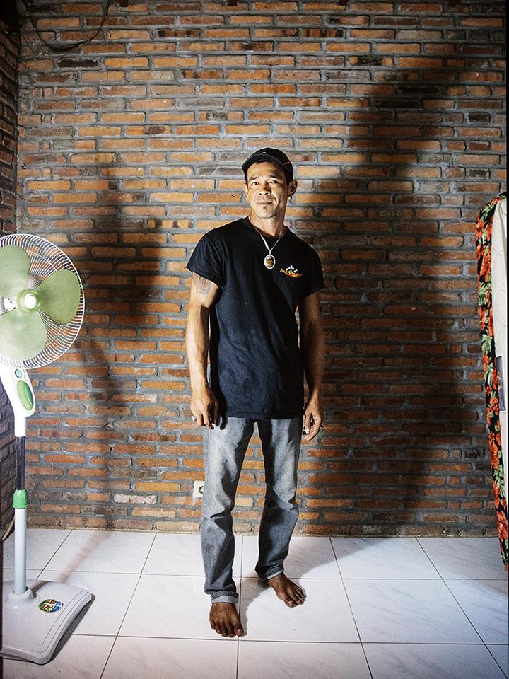 oyay. nurda's cimaja point. cimaja, indonesia.