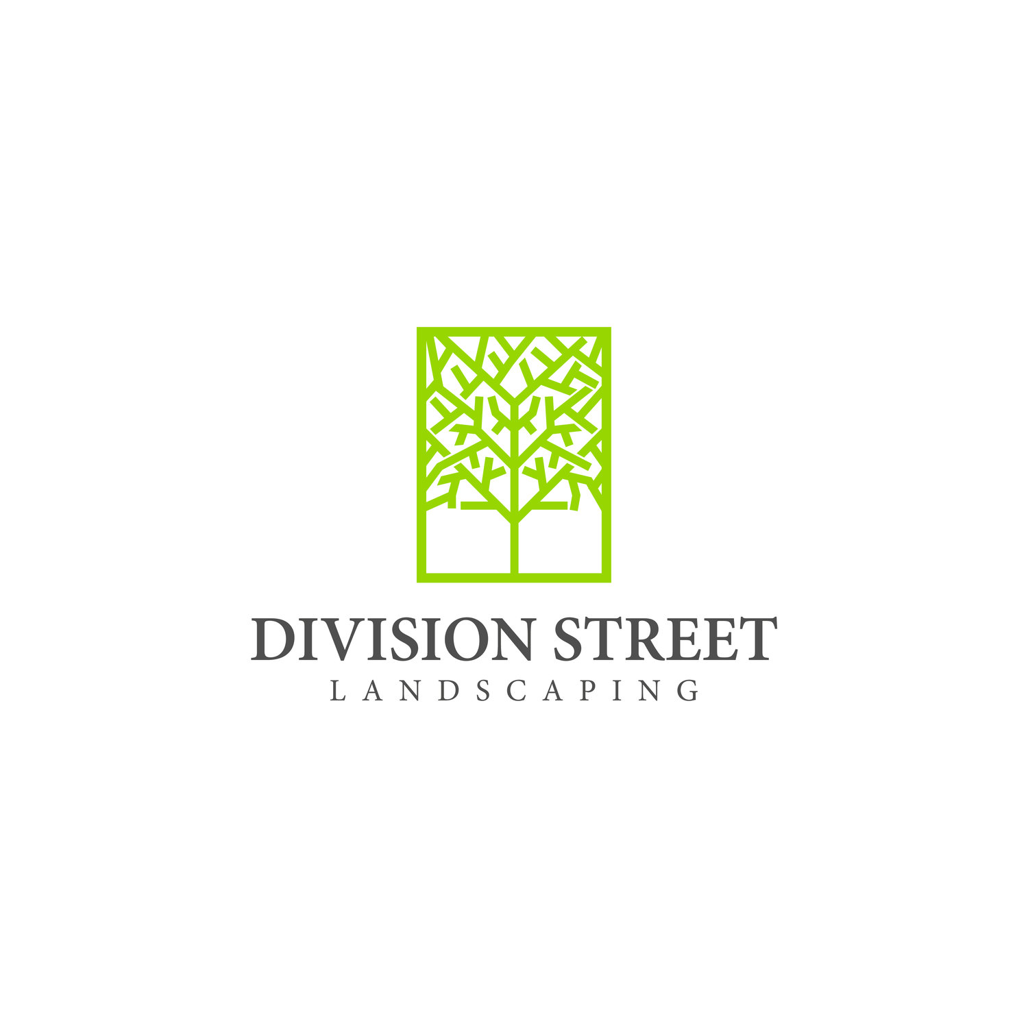 Division Street Landscaping