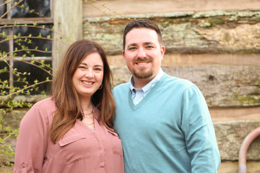 Owners Kevin and Melissa Wood are both graduates of the University of Georgia