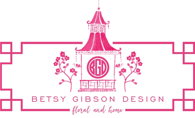 Betsy Gibson Design | Floral and Home