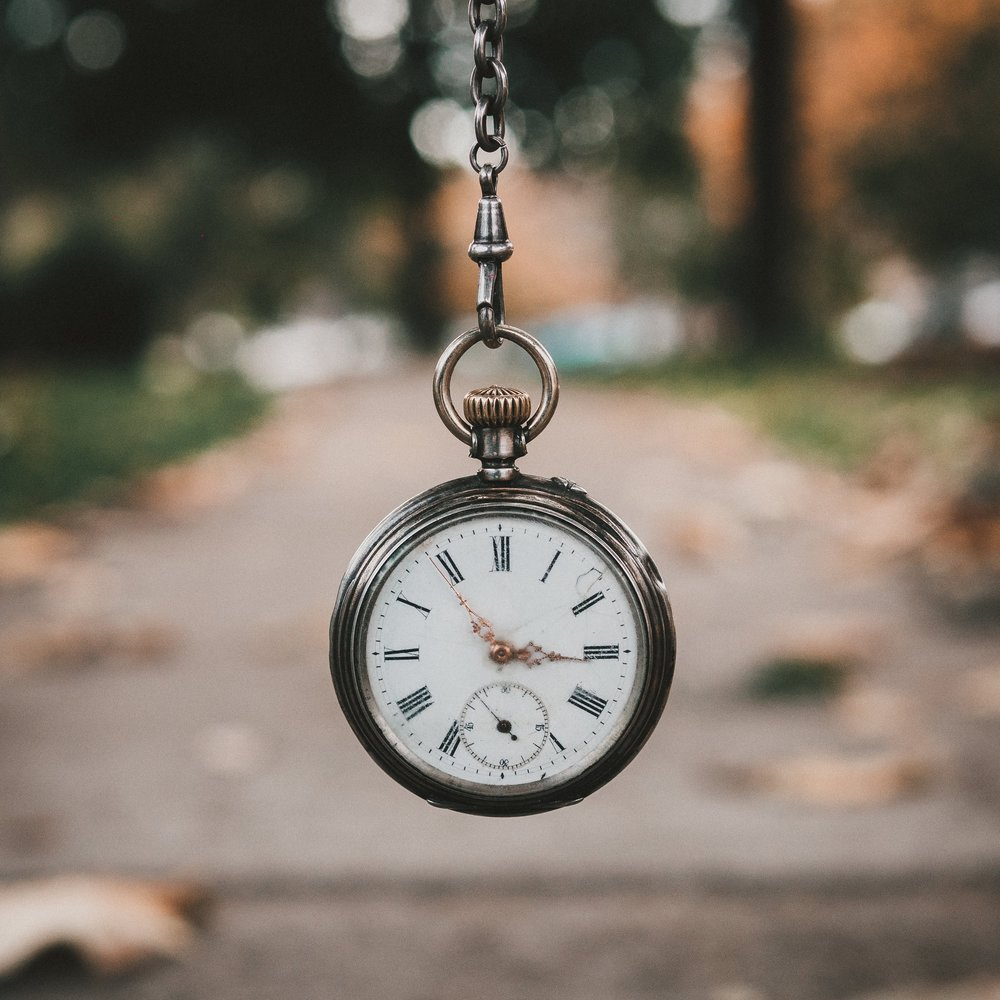 His Timing is Perfect - by Joshua Kyle Dunn