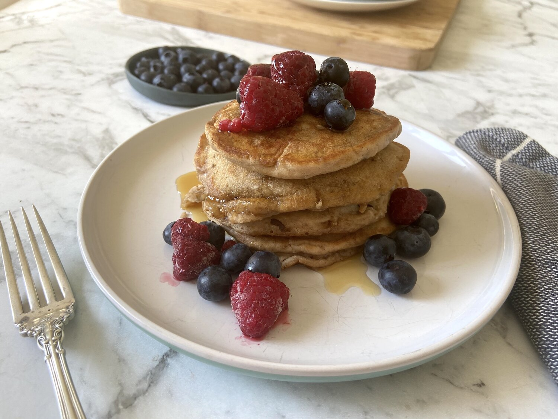 Gluten Free Buckwheat Pancakes Nutrition For Kids